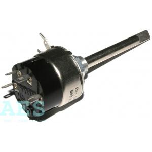 Potenciometr se spínačem TP281n 60B 5k0/G/, TESLA: 6,0091Kč/ks