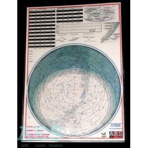 Otočná mapa AESOM 1.1- první prototypy: 127,8536 Kč/ks