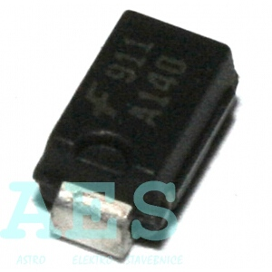 FMKA140 - 40V/1A Schottkyho dioda Fairchild