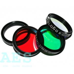 Sada 1,25'' LRGB filtrů Optolong: 5173,31Kč/ks