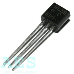 BC560C - ON Semiconductor: od 1,19Kč/ks do 1,98Kč/ks