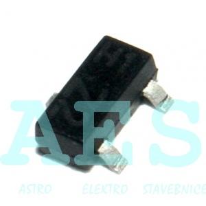 BZX84C5V1 - zenerova dioda 5,1V/0,25W
