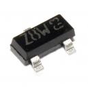 BZX84C9V1 - zenerova dioda 9,1V/0,25W: 0,242Kč/ks