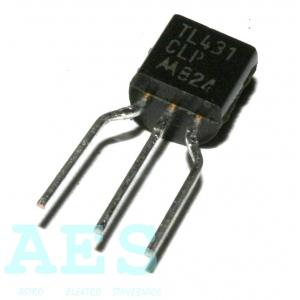 TL431CLP ( TL431 ) - reference Motorola: 0,968Kč/ks