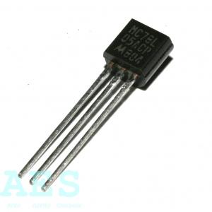 MC78L05ACP- stablilizátor Motorola: 0,968Kč/ks