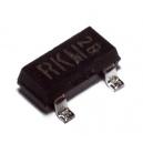 RK7002T116 ( 2N7002 ) : N MOS 60V/225mW/115mA: 0,24Kč/ks