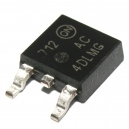 SMD triak 600V/4A, typ MAC4DLMT4G , ON Semiconductor: 1,10Kč/ks