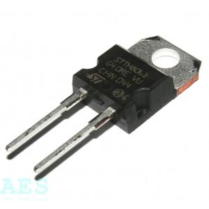 STTH806- rychlá dioda 600V/8A/55ns ST: 2,4505 Kč/ks
