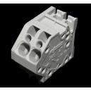 Svorkovnice do PCB Wago 745-804, 2 piny: 2,2726Kč/ks