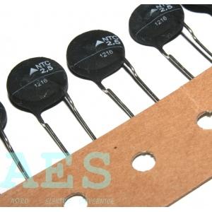 Ochranný termistor 2,5R/5,5A- Epcos: 5,903 Kč/ks