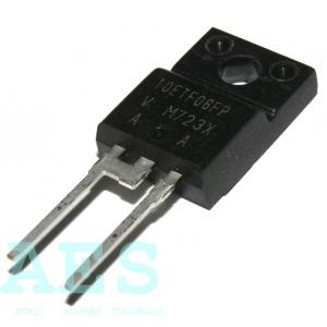 10ETF06FP- rychlá dioda 600V/10A/50ns Vishay: 4,792 Kč/ks