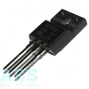 IRFI840G- N MOS 500V/4,6A, Vishay: 8,6256Kč/ks