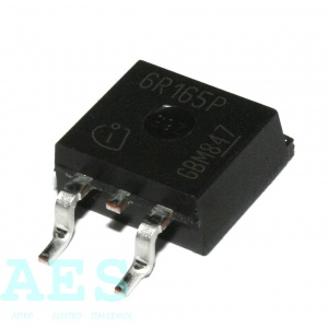 IPB60R165CP- N MOS 650V/21A, Infineon: 19,9177Kč/ks