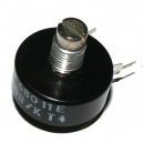 Potenciometr TP680 11E 100RK, TESLA: 2,0548Kč/ks