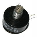 Potenciometr TP680 11E 470RK, TESLA: 2,1739Kč/ks