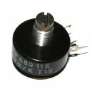 Potenciometr TP680 11E 47RK, TESLA: 2,1739Kč/ks