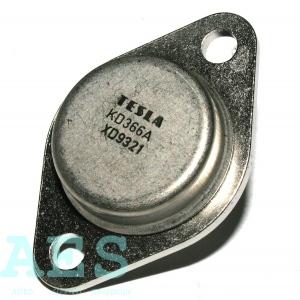 KD366 - darlington PNP 60V/60W/8A, TESLA