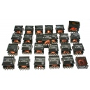 Sada 22 feritových transformátorů: 60Kč/sada