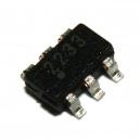 25AA020AT-I/OT- 256x8bit sériová EEPROM: 0,4241Kč/ks