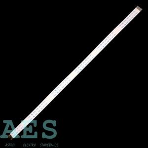 Plochý flex kabel 2896, 8 pinů, 256mm: 2,5307 Kč/ks