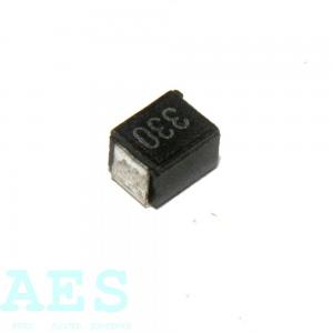 SMD tlumivka 33µH/70mA, typ LCF32, KOA: 0,2684Kč/ks