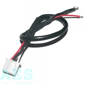 Stereo stíněný kablík s konektorem: 0,5809 Kč/ks