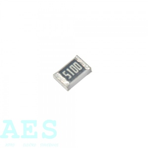 510R/0805/1%- RC0805- Yageo: 0,0215Kč/ks