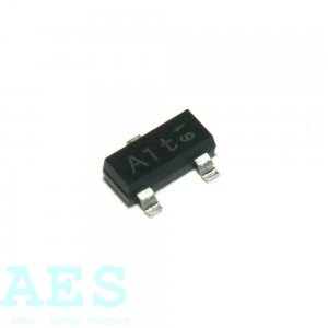 BAW56- dvojtá rychlá dioda 90V/215mA/4ns: 0,1010 Kč/ks