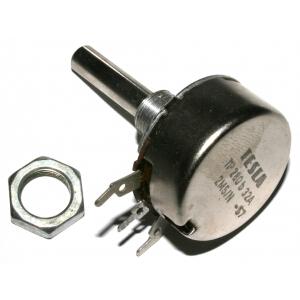 Potenciometr TP280b 32A 2M5/N/M, TESLA: 4,230Kč/ks