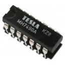 MH7490A- dekadický čítač TESLA: 3,11Kč/ks