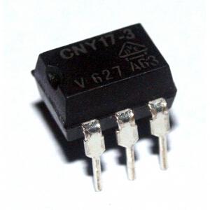 CNY17-3- optočlen: 0.94Kč/ks